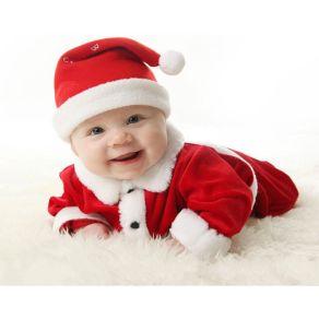 Newborn-font-b-Baby-b-font-Boy-Girl-font-b-Santa-b-font-Christmas-Hat-Cardigan