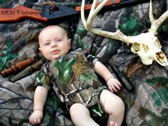 baby camouflage