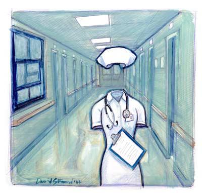 Quit nursing! Arkadia has left the building!