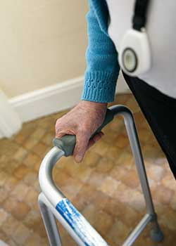 Rapid Decline For Elderly Nursing Home Patients