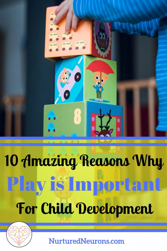 10 Amazing Reasons Why Play Is Important For Child Development