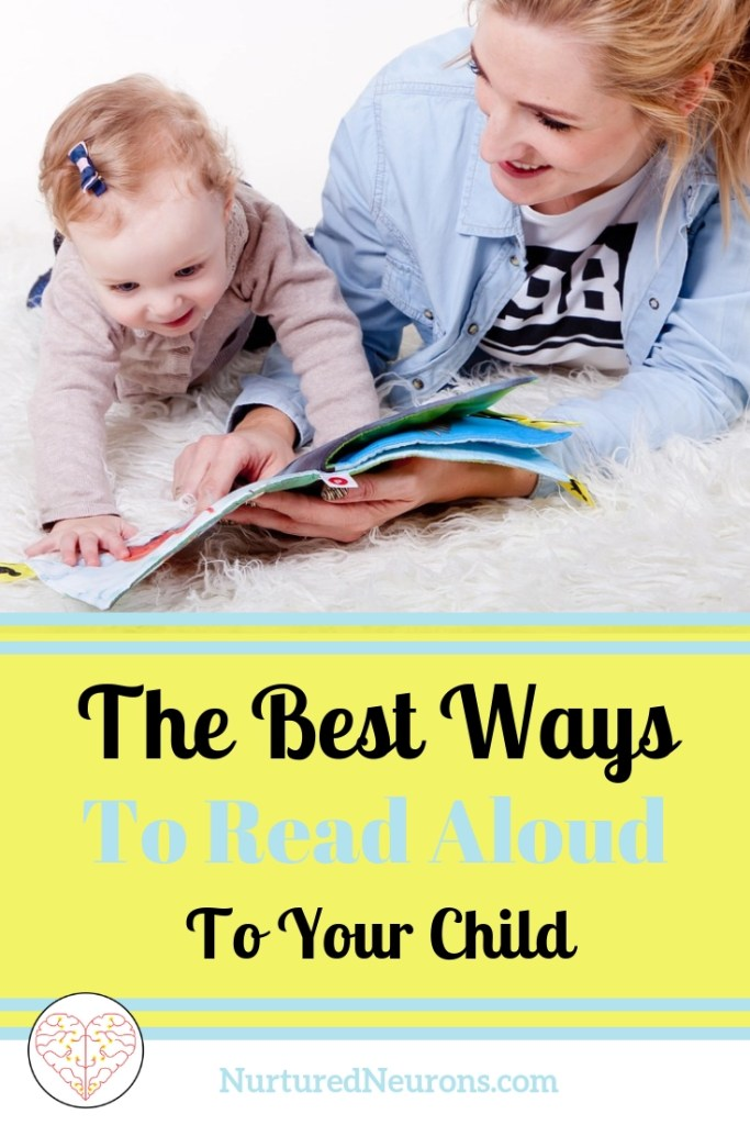 The Best Ways To Read Aloud To Your Child