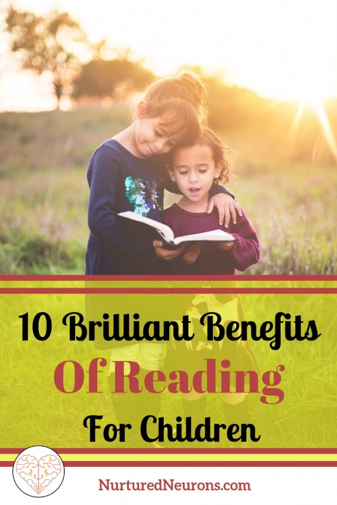 10 Brilliant Benefits Of Reading For Children