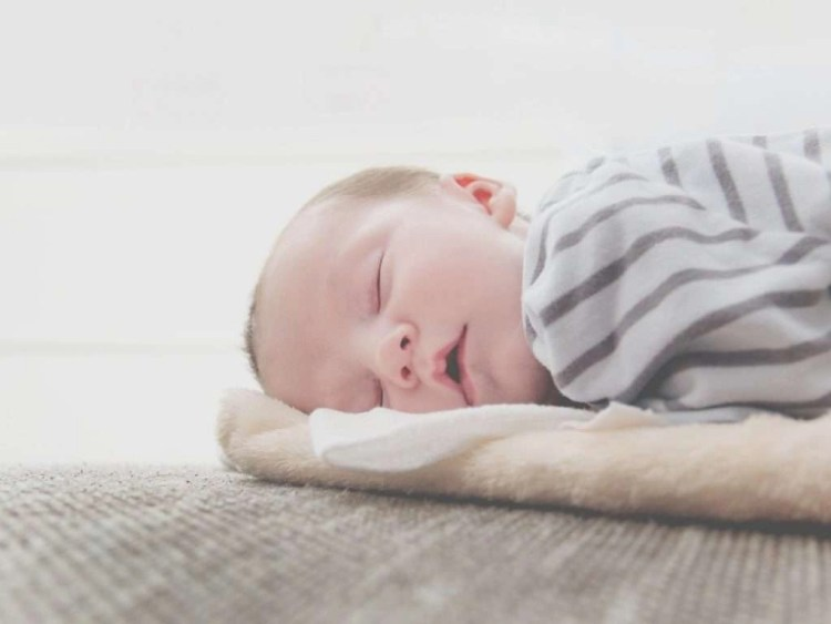 Self Care Guide for New Parents - Sleep