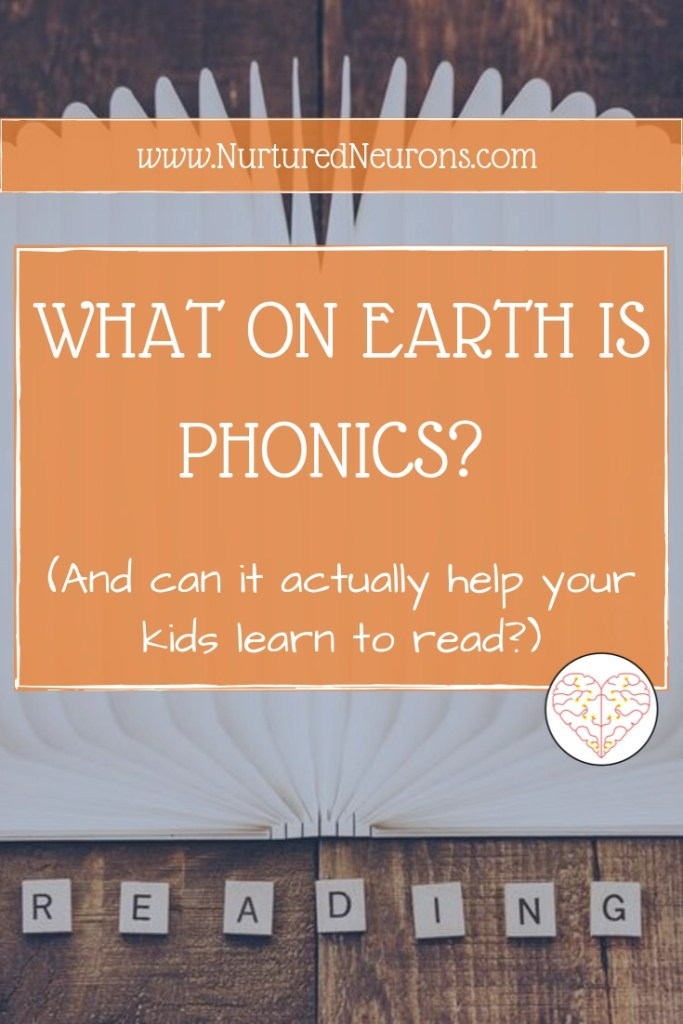 WHAT IS PHONICS And can phonics help your kids learn to read?
