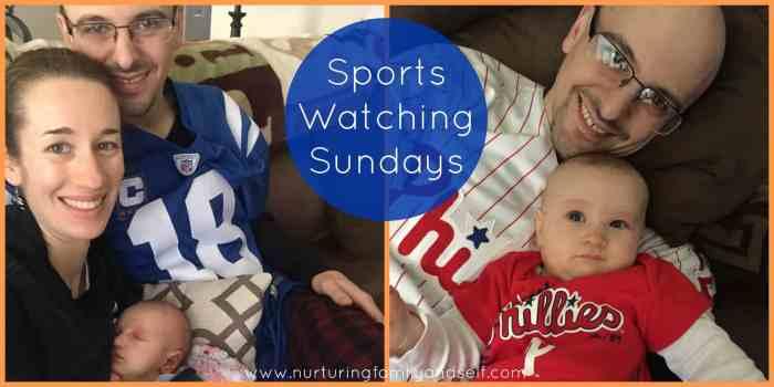Sports Watching Sundays