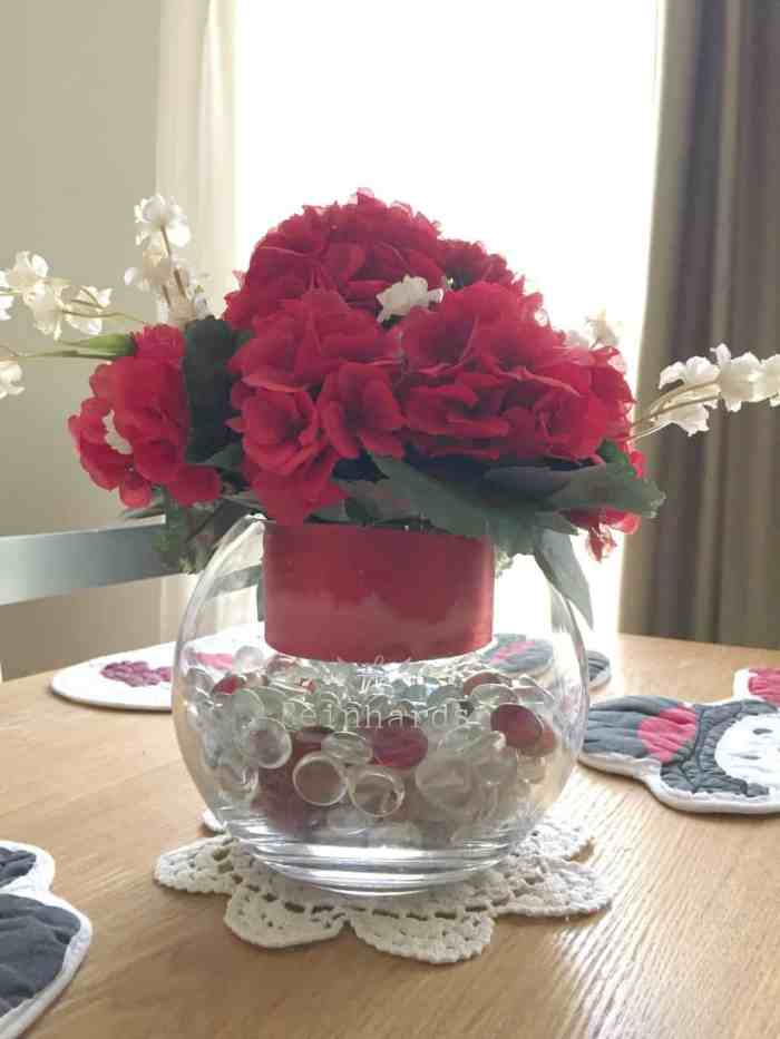 Red-Flowers-Glass-Bowl-Glass-Beads