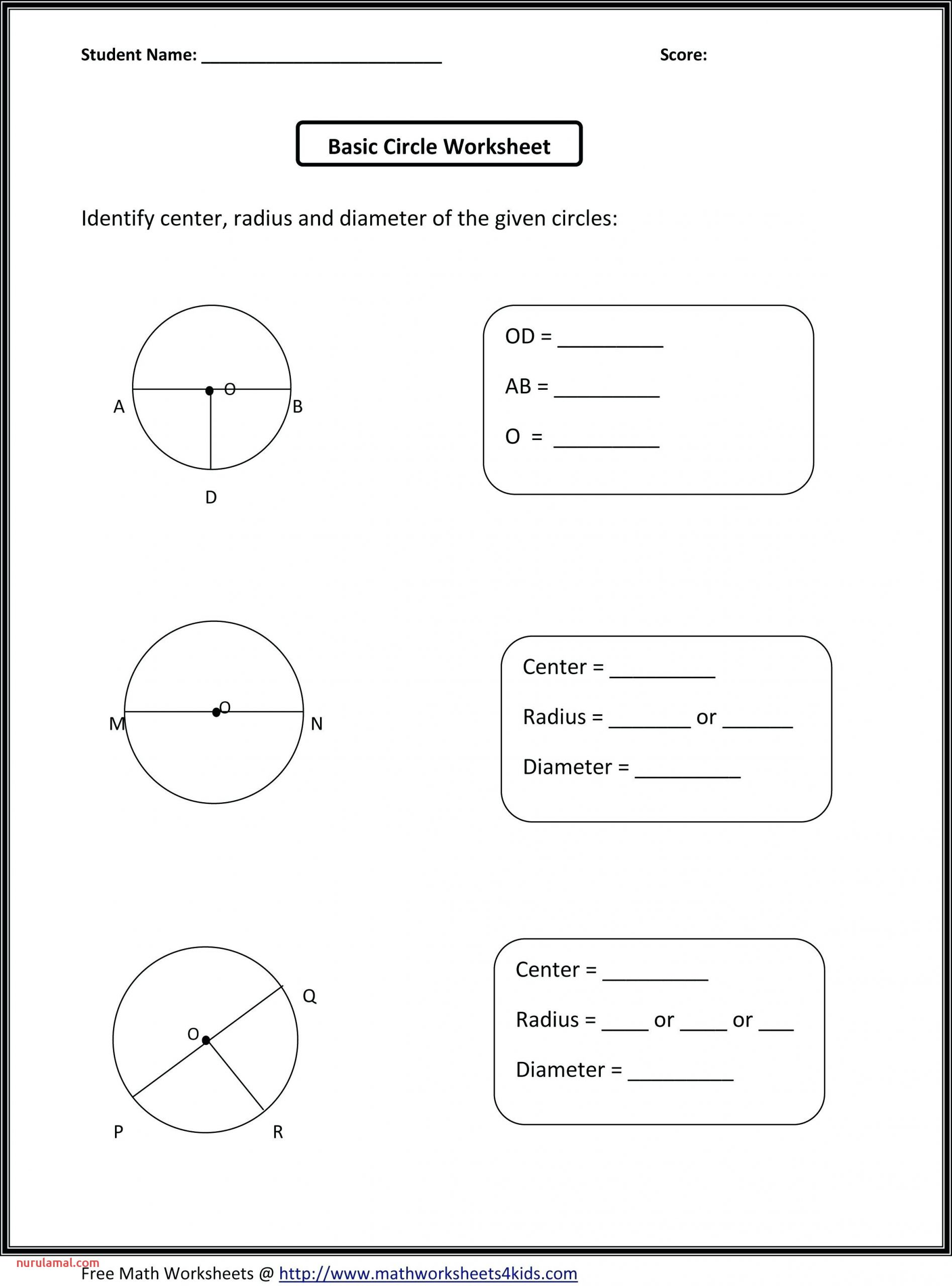 Free Literacy Worksheets Printable Nurul Amal