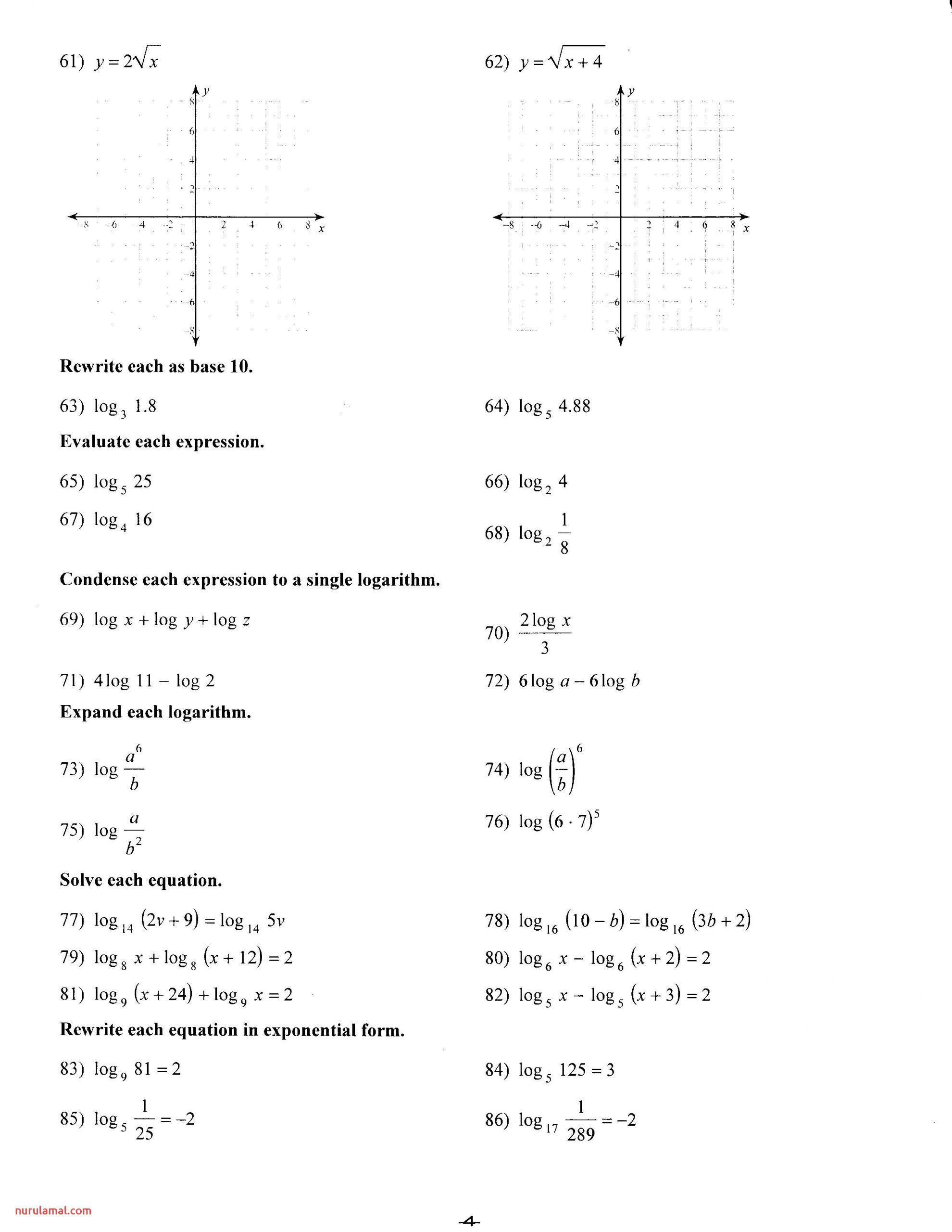 9th Grade Printable Geometry Worksheets