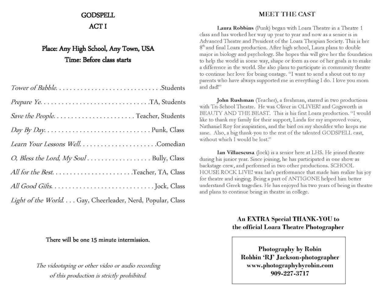 Eagle Scout Court Of Honor Program Template Choice Image