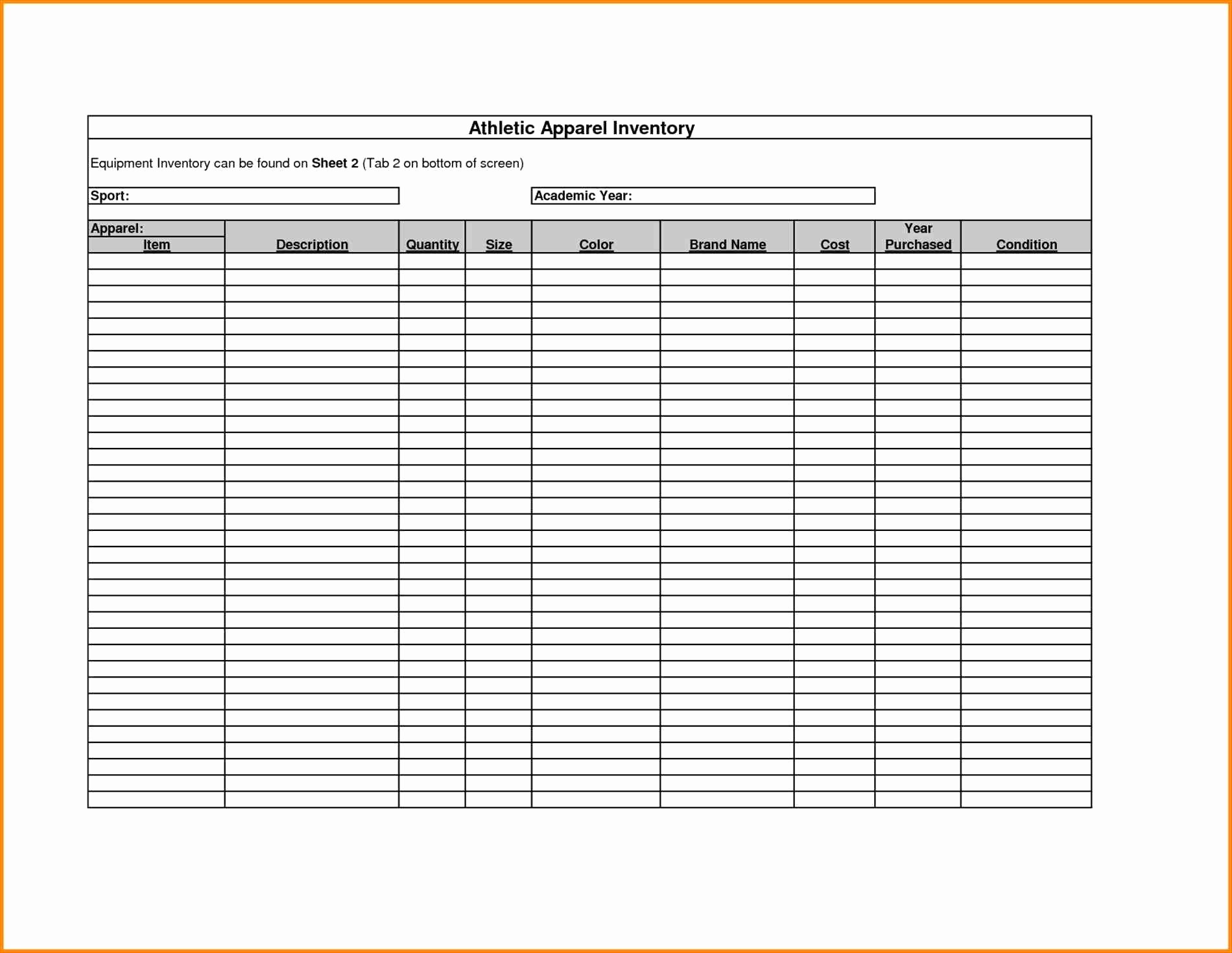 Excel Spreadsheet Template For Small Business Cash Flow