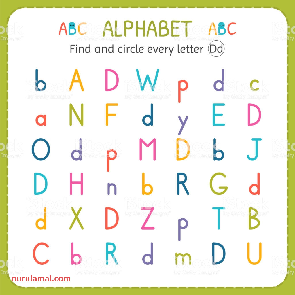 Printable Worksheets For Preschoolers Tracing Letters