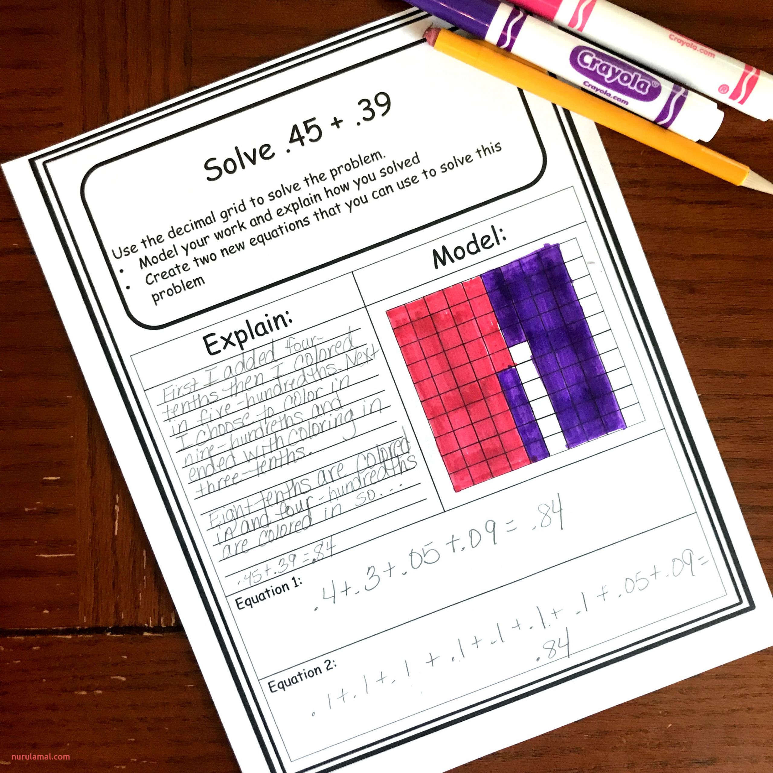 Printable Worksheet Addition To 10