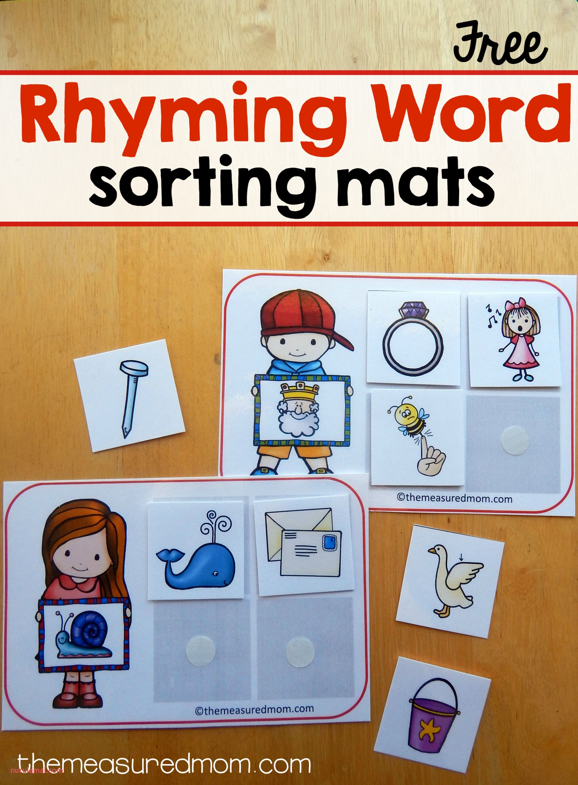 Worksheets Connect The Rhymes Vowel Sound A