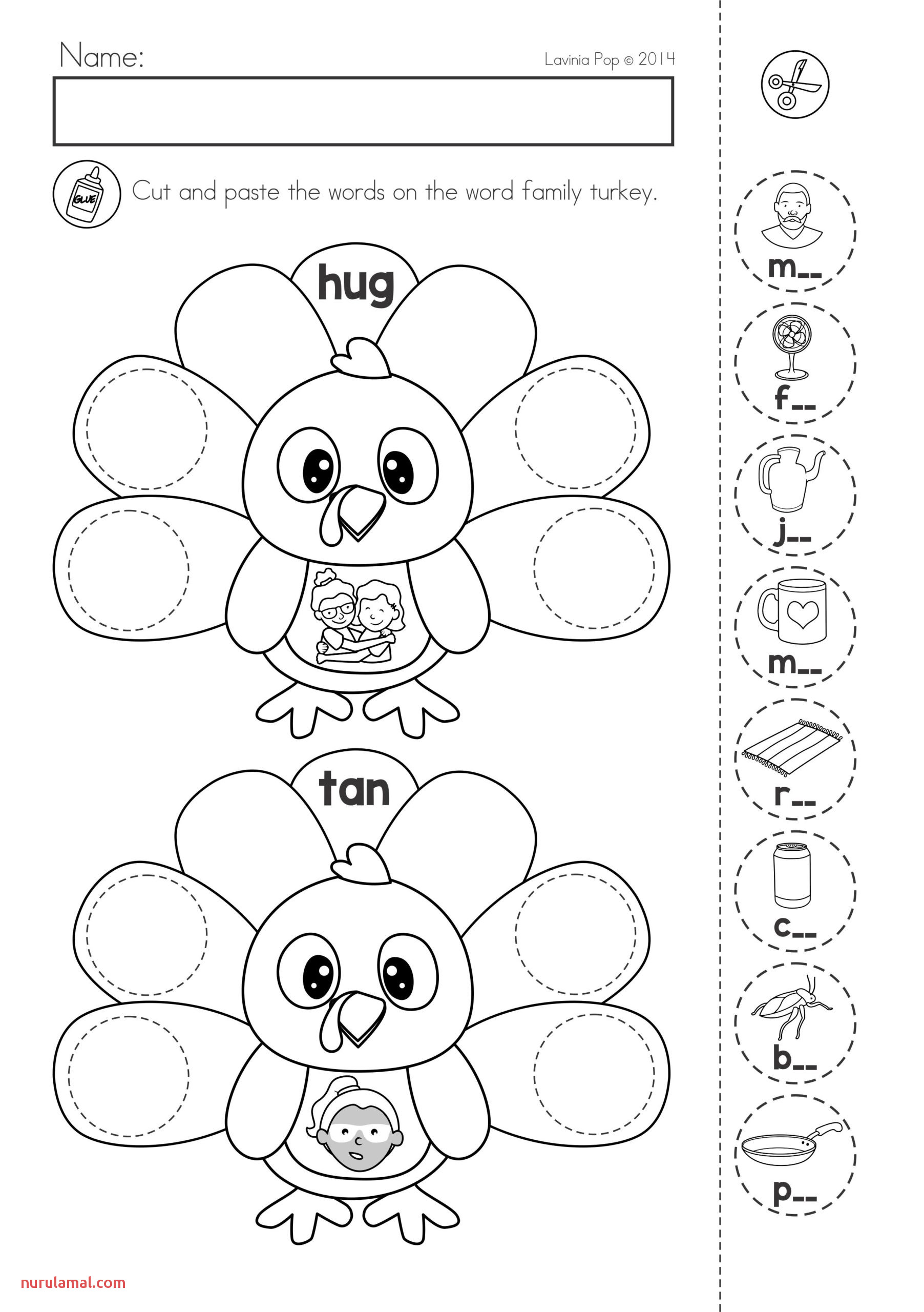 Worksheets For 1st Grade Subtraction Printable