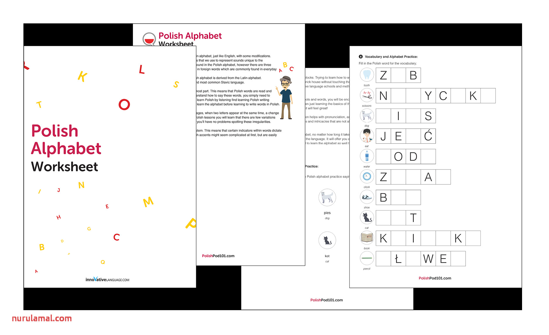 Printable Tracing Worksheets Months Of The Year