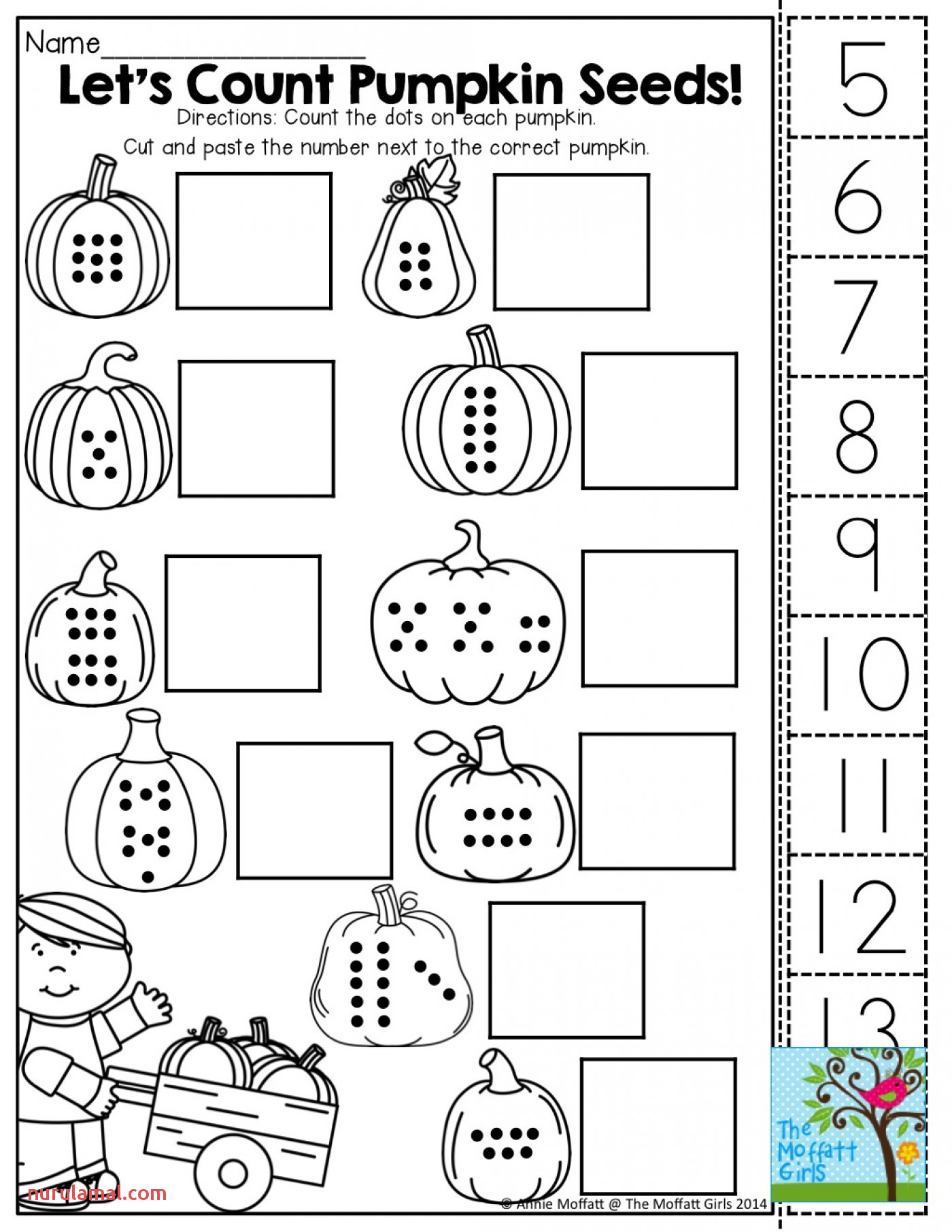 Preschool Math Worksheets Free Counting