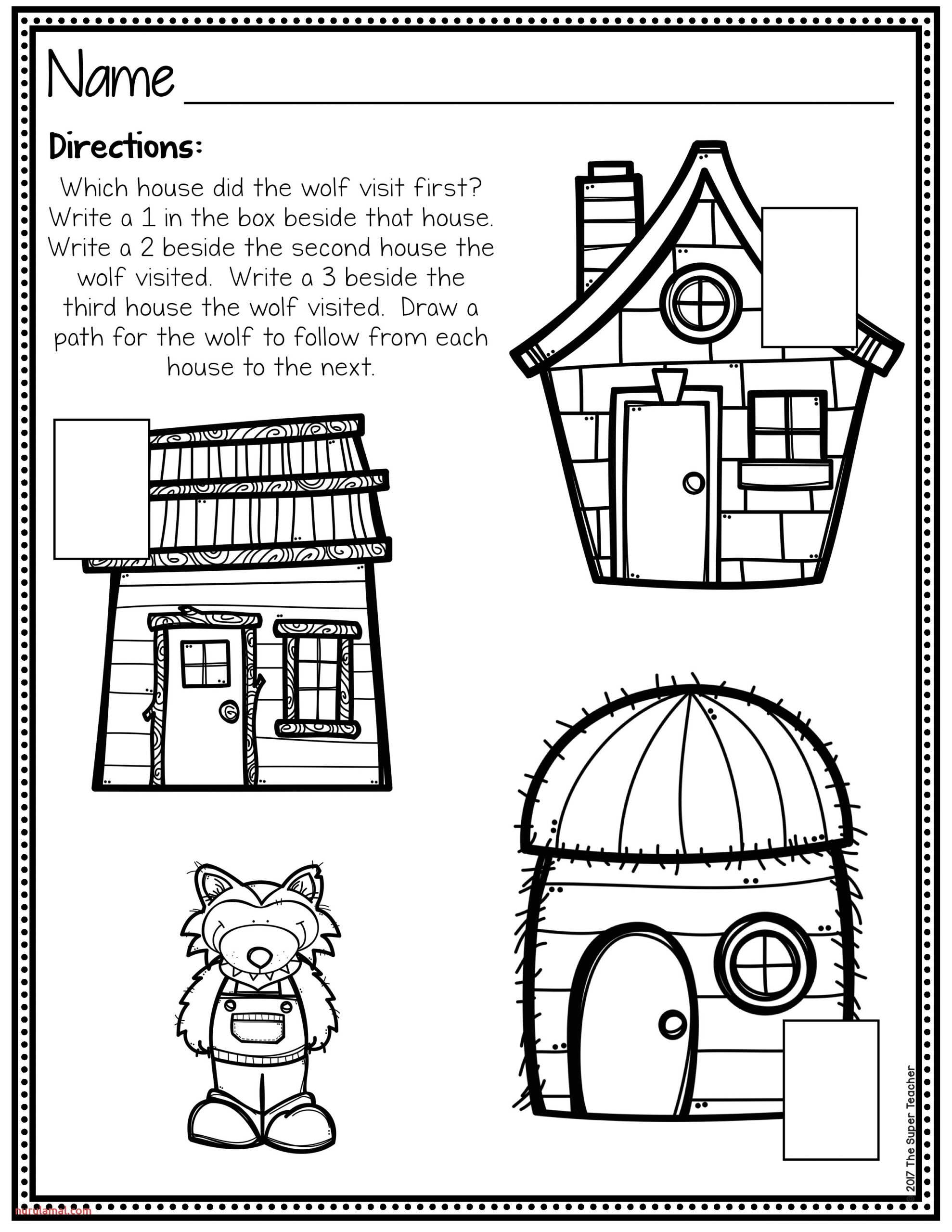 Printable Preschool Worksheets Cut And Paste