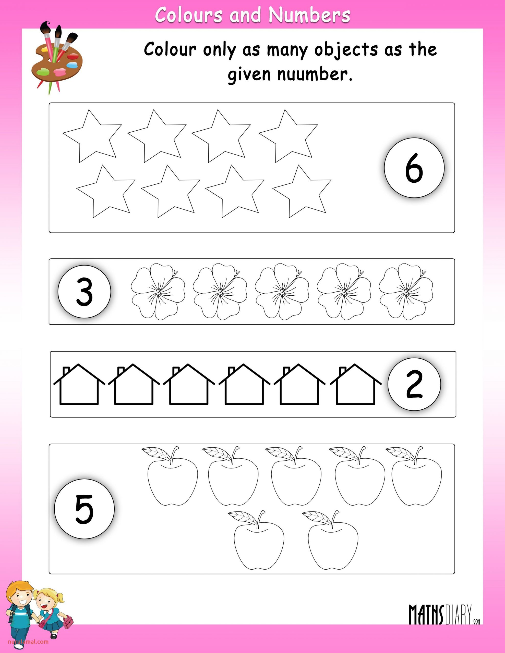Mental Maths Worksheets For Class 3