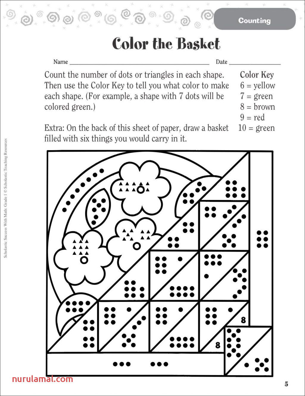 Keyboarding Lesson Worksheets For Kindergarten