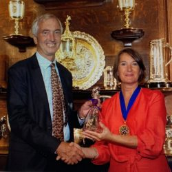 Vintners Award Peter Gladwin