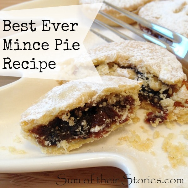 My Best Ever Mince Pies