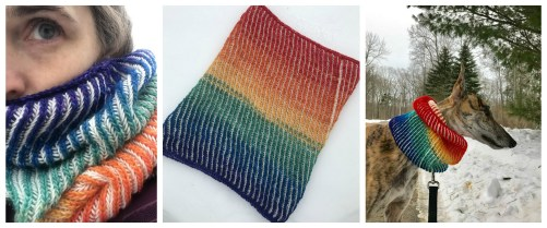 Nutmegknitter Chromatic Cowl