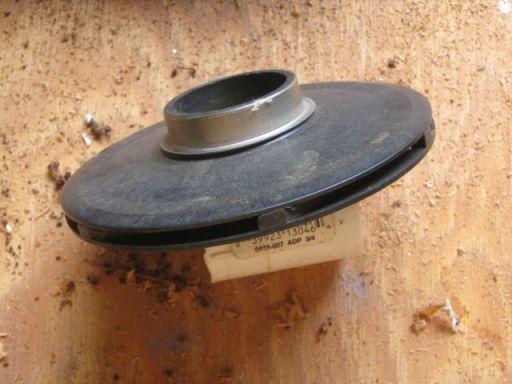 rainwater impeller