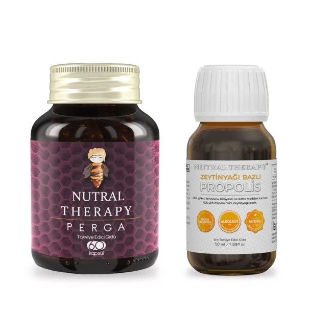 Nutral Therapy Propolis Perga