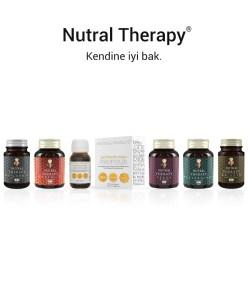 Nutral Therapy | Kendine İyi Bak | Propolis - Perga - Arı Sütü - Apilarnil