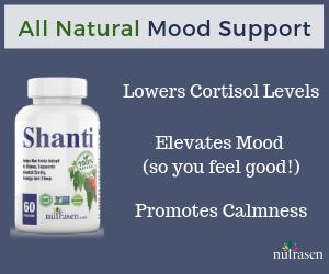 Shanti Mood Support