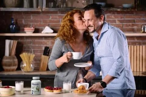 Couple Happy with Shanti