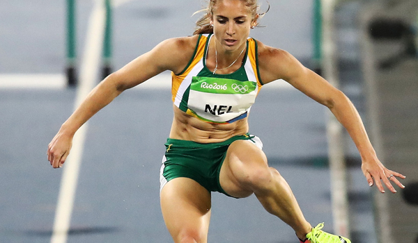 Wenda Nel and the Hurdles of Becoming an Olympian
