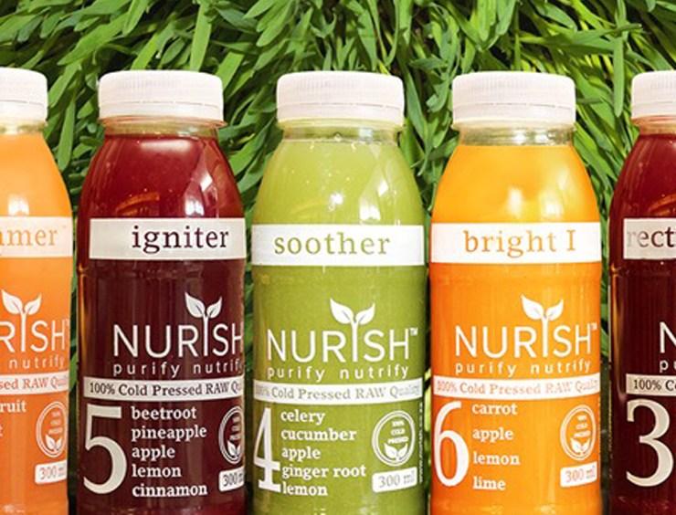 Juicing with Helanki of Nurish Juice Co