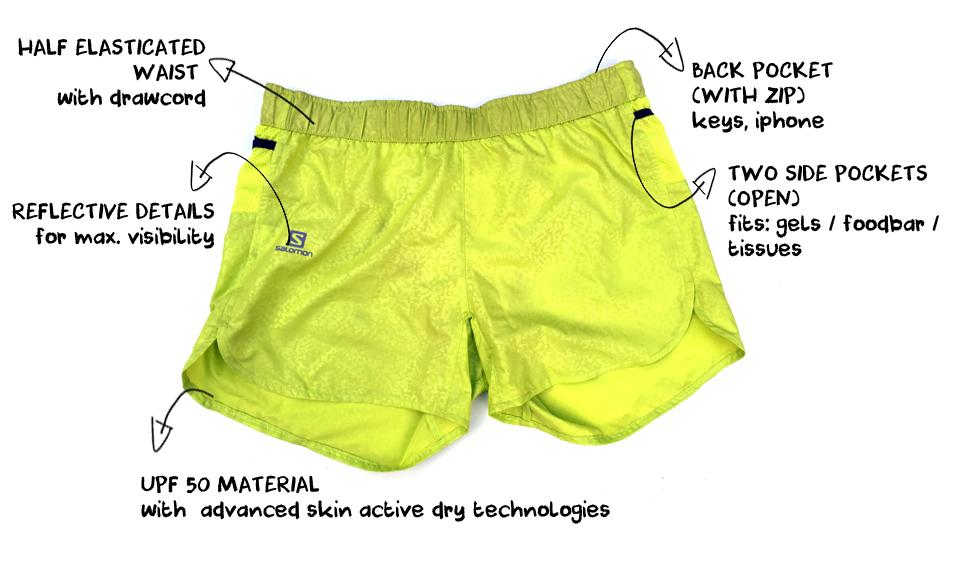 The Best Running Shorts for Women this Summer Salomon Trail Short