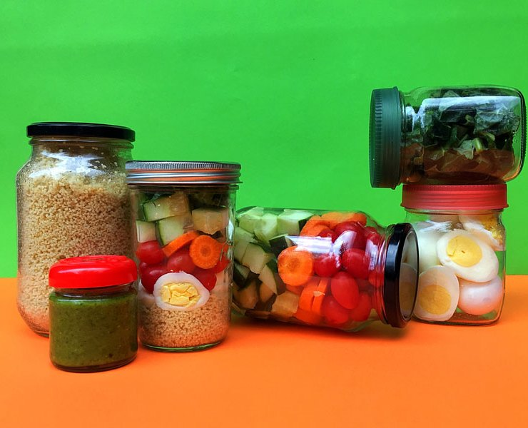 How to Food Prep, for people who hate Food Prep