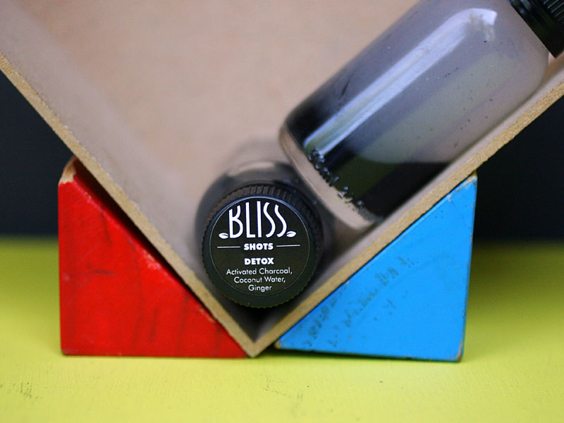 The Ultimate Guide to Activated Charcoal - Bliss Juicery Detox Shots