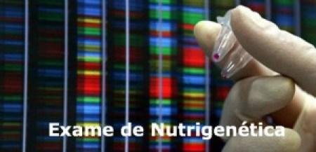 exame nutrigenética
