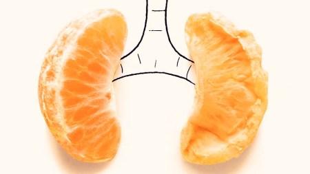 o que comer com asma