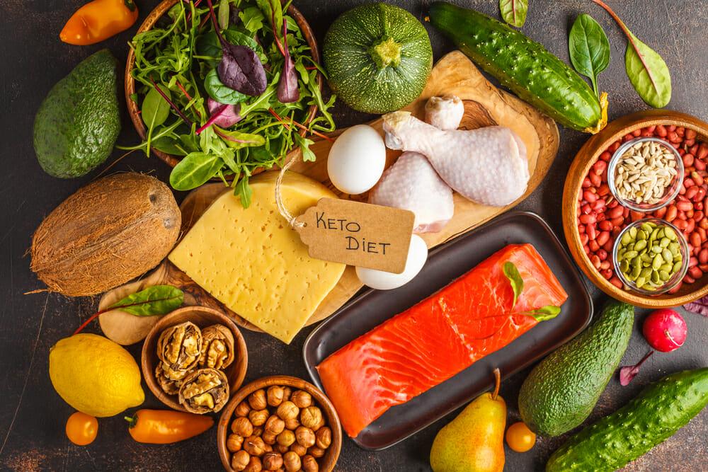 Dieta cetogenica tipos de queijo
