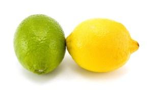 lima e limão