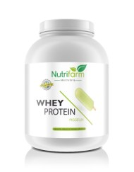 nutrifarm beställa whey piggelin protein pulver