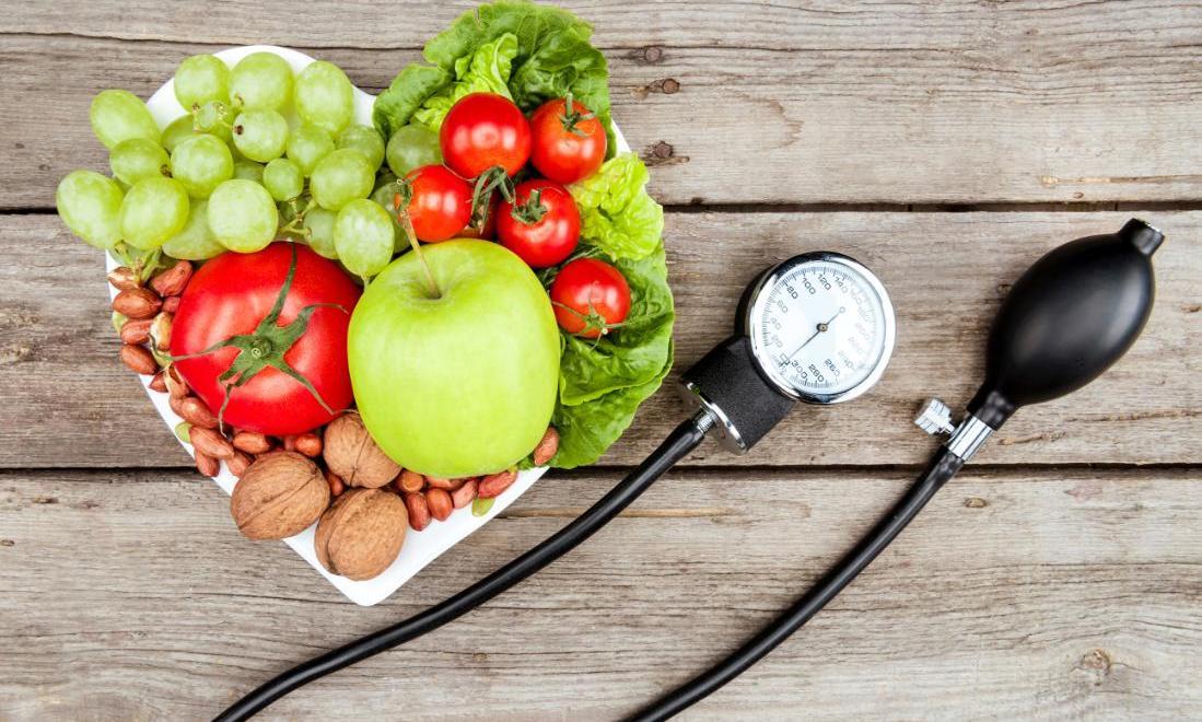 Dieta in HTA