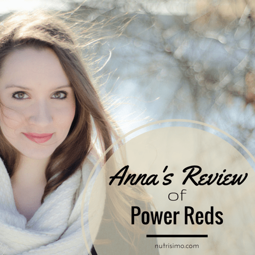 Power Reds Review