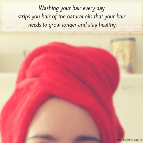 How to Get Healthy Hair in 5 Simple Steps