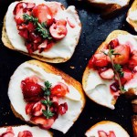 Holiday Appetizer: Cranberry Crostini Recipe