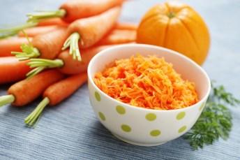 Recette : Salade de carottes au cumin