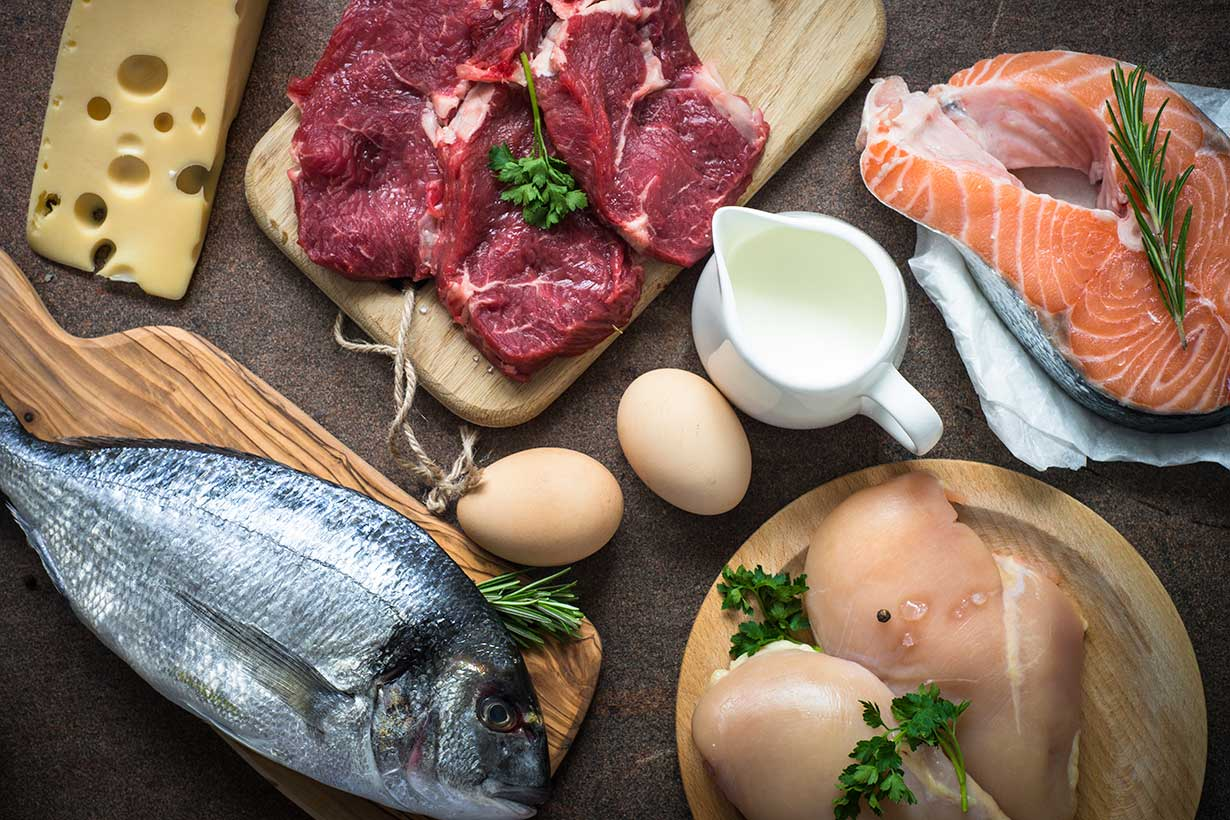 11 Healthy And Nutrient Dense High Protein Foods