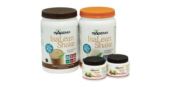 Isagenix Shake and Cleanse Pack NZ