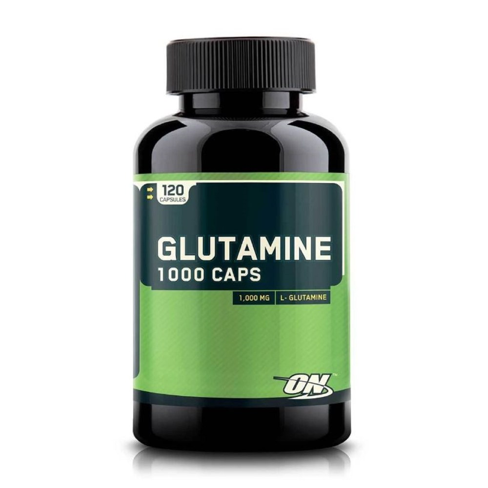 Optimum Nutrition Glutamine 1000 Caps 120 Capsules